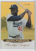 Jackie Robinson /50