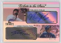 Josh Hamilton, Nelson Cruz /74
