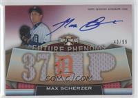 Rookies & Future Phenoms - Max Scherzer /99