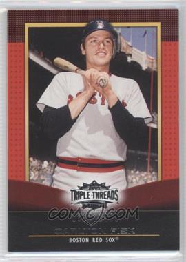 2011 Topps Triple Threads - [Base] #43 - Carlton Fisk /1500