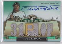 Jose Tabata /50