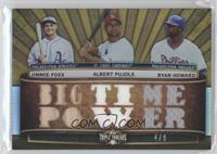Ryan Howard, Jimmie Foxx /9