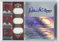 Willie McCovey, Ryan Howard, Prince Fielder /36