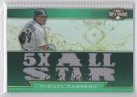 Miguel Cabrera /18