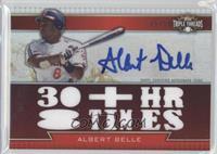 Albert Belle /18