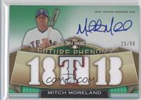 Mitch Moreland /50