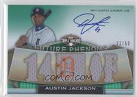 Austin Jackson /50
