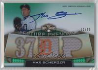 Rookies & Future Phenoms - Max Scherzer /50