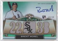 Brent Morel /50