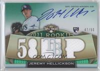 Jeremy Hellickson /50
