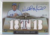 Mitch Moreland /25