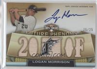 Logan Morrison /25