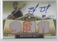 Brandon Belt /25