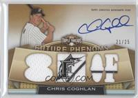 Rookies & Future Phenoms - Chris Coghlan /25