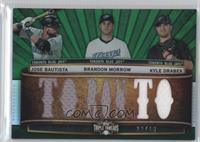 Jose Bautista, Brandon Morrow, Kyle Drabek /18