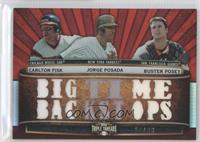 Carlos Fisher, Buster Posey /36