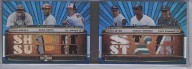 2011 Topps Triple Threads Relic Double Combos Sapphire #TTRDC-1 - [Missing] /3