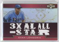 Evan Longoria /36