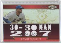 David Wright /36