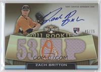 Zach Britton /75