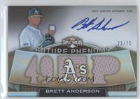 Brett Anderson /75
