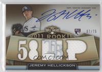 Jeremy Hellickson /75