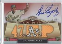 Gio Gonzalez /99