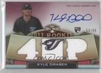 Rookies & Future Phenoms - Kyle Drabek /99