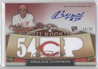 Aroldis Chapman /99