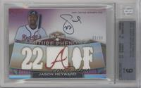 Jason Heyward /99 [BGS 9]