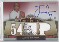 Jaime Garcia /99
