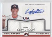 Cody Poteet /25