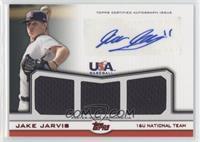 Jake Jarvis /25