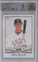 Joey Gallo /25 [BGS 9]