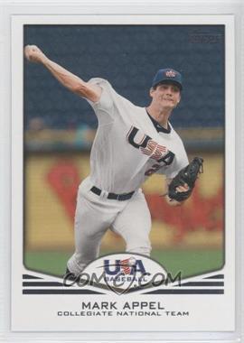 2011 Topps USA Baseball Team #USA-1 - Mark Appel