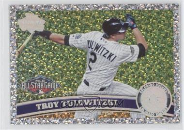 2011 Topps Update Series - [Base] - Platinum Diamond Anniversary #US162 - Troy Tulowitzki