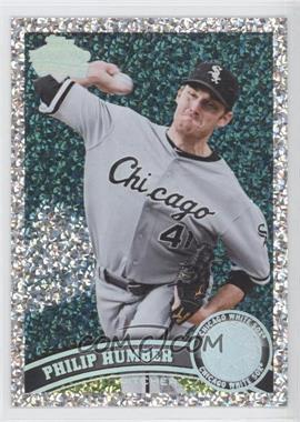 2011 Topps Update Series - [Base] - Platinum Diamond Anniversary #US196 - Philip Humber