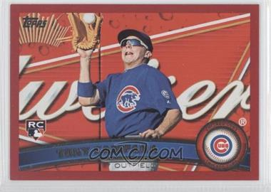 2011 Topps Update Series - [Base] - Target Red #US57 - Tony Campana