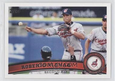 2011 Topps Update Series - [Base] #US229.2 - Roberto Alomar (Legends)