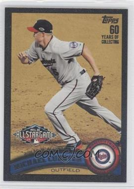 2011 Topps Update Series Black #US275 - Michael Cuddyer /60