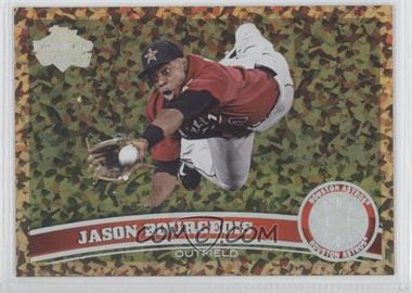 2011 Topps Update Series Cognac Diamond Anniversary #US178 - Jason Bourgeois