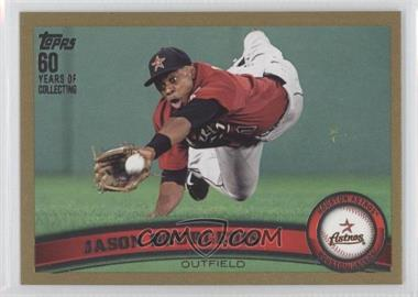 2011 Topps Update Series Gold 60 Years of Collecting #US178 - Jason Bourgeois /2011