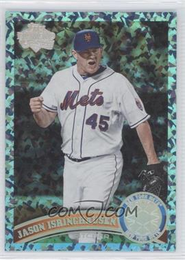 2011 Topps Update Series Hope Diamond Anniversary #US266 - Jason Isringhausen /60