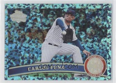 2011 Topps Update Series Hope Diamond Anniversary #US315 - Carlos Pena /60