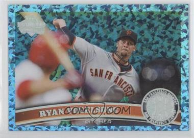 2011 Topps Update Series Hope Diamond Anniversary #US94 - Ryan Vogelsong /60