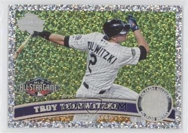 2011 Topps Update Series Platinum Diamond Anniversary #US162 - Troy Tulowitzki
