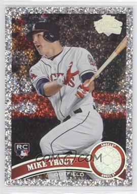 2011 Topps Update Series Platinum Diamond Anniversary #US175 - Mike Trout