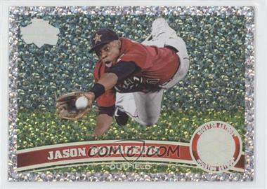 2011 Topps Update Series Platinum Diamond Anniversary #US178 - Jason Bourgeois