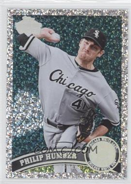 2011 Topps Update Series Platinum Diamond Anniversary #US196 - Philip Humber