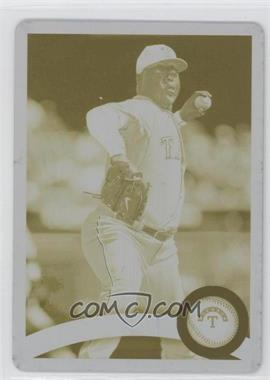 2011 Topps Update Series Printing Plate Yellow #US223 - Arthur Rhodes /1